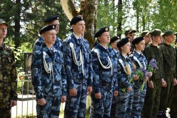 В Омутнинском районе прошли мероприятия, посвященные Дню памяти и скорби 3