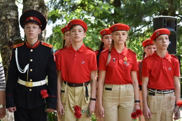 В Омутнинском районе прошли мероприятия, посвященные Дню памяти и скорби 4