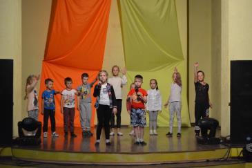 творческая лаборатория «Перспектива» для детей 6-8 лет 5