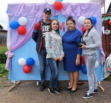 ТОС «Бамовский» отметили День посёлка 8