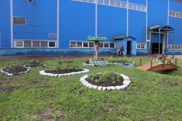 творческий смотр-конкурс благоустройства и озеленения территории завода 3