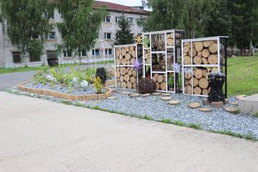 творческий смотр-конкурс благоустройства и озеленения территории завода 5