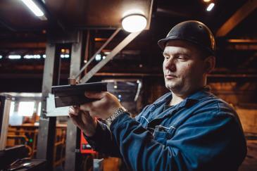 Металлурги Омутнинского металлургического завода 2
