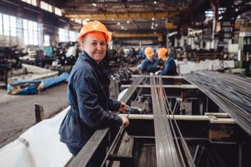 Металлурги Омутнинского металлургического завода 4