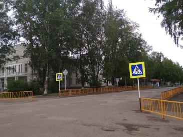 Изменения в пешеходных переходах 2