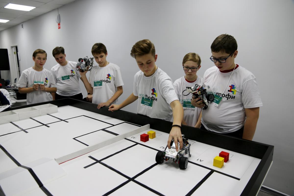 Инженерные классы и занятия для дошколят