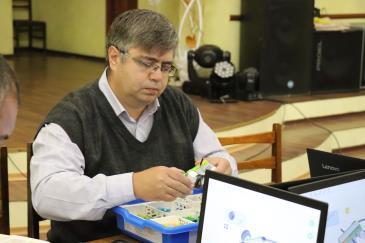 В ДК «Металлург» прошли семинары, мастер-классы и награждение лучших работников образования 2