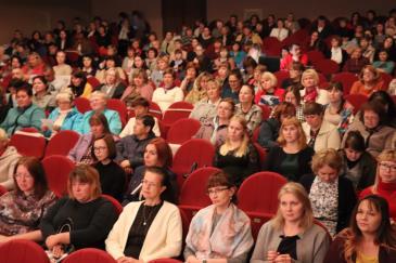 В ДК «Металлург» прошли семинары, мастер-классы и награждение лучших работников образования 5