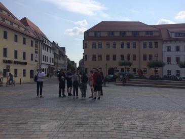 делегация студентов ВятГУ вернулась из рабочей поездки в Германию 3
