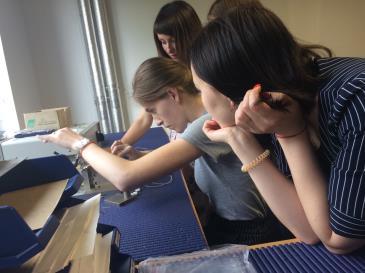 делегация студентов ВятГУ вернулась из рабочей поездки в Германию 4