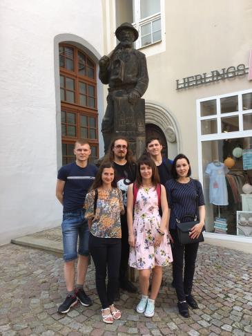 делегация студентов ВятГУ вернулась из рабочей поездки в Германию 7