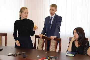 Состоялся четвертый технический семинар для работников Омутнинского металлургического завода 4