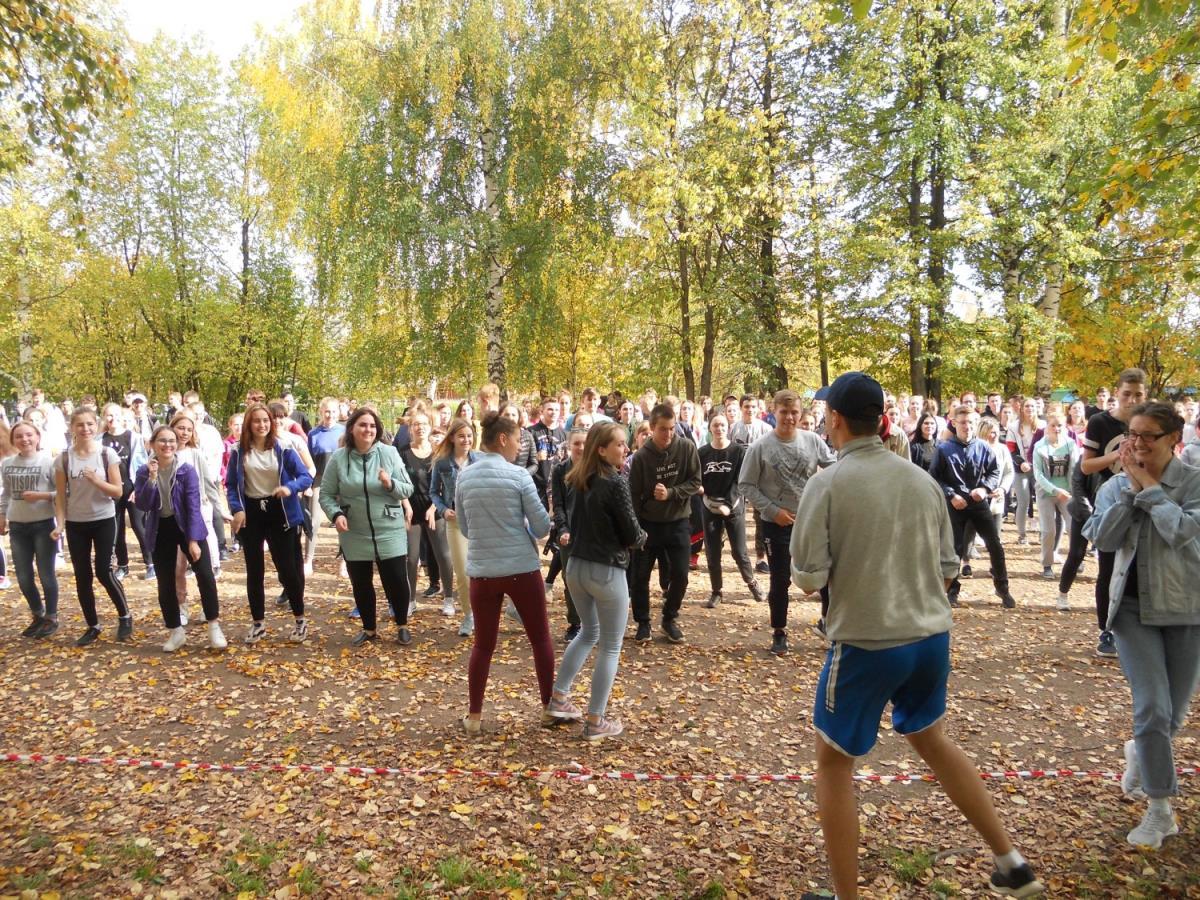 Студенты изучали Омутнинск