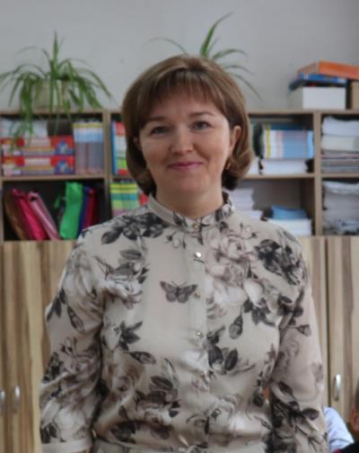 Оксана Михайловна