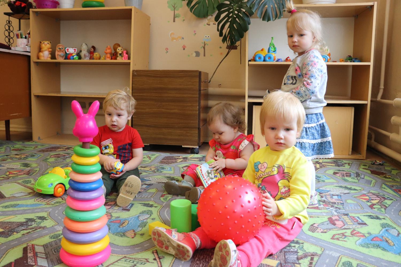 В «Чебурашке» открыты две группы для малышей
