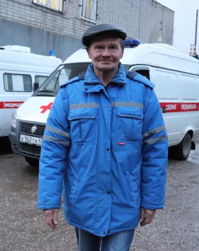 Леонид Ощепков