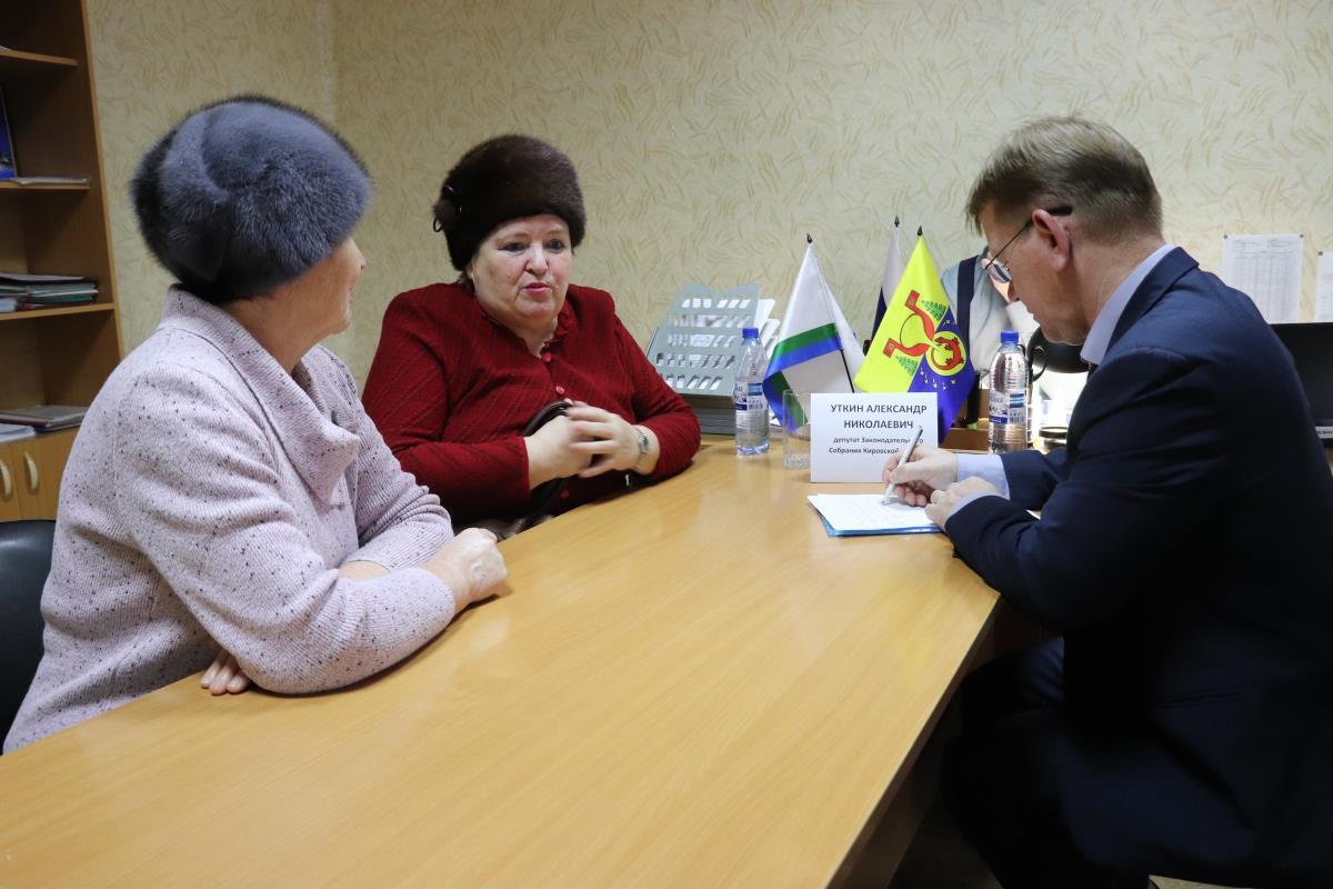 Песковчан волнует состояние дорог и развитие поселка