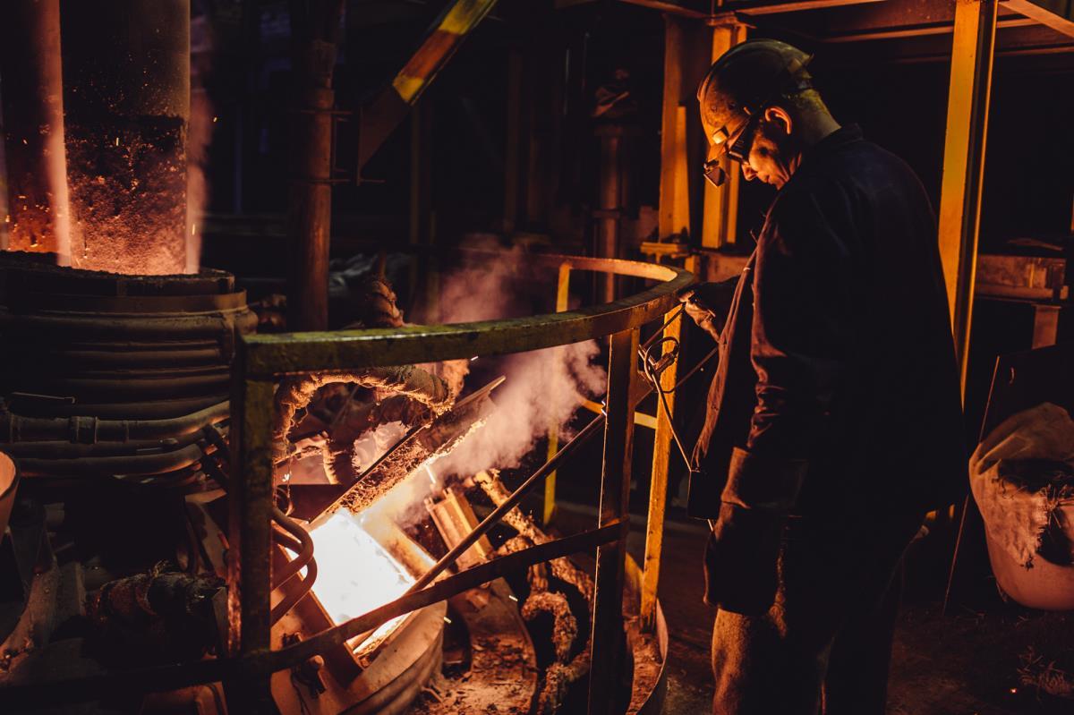 Подход у металлургов - рациональный