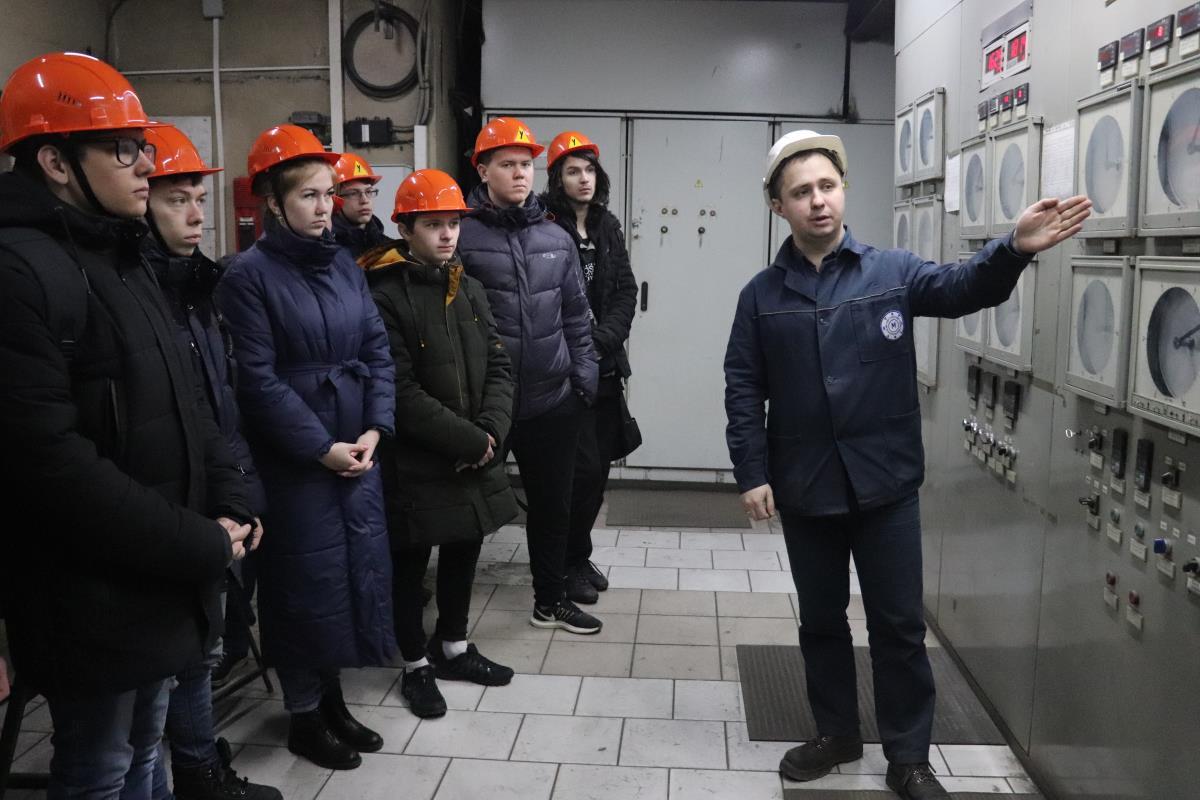 Увидели сталеплавильное производство