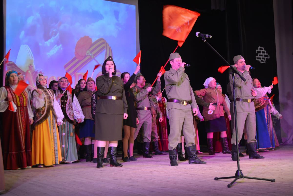 Стартовал региональный проект - фестиваль   творчества «Салют Победы»