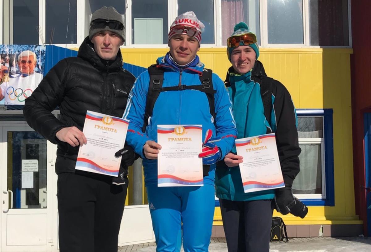 Лучшие лыжники района отправятся на областную спартакиаду