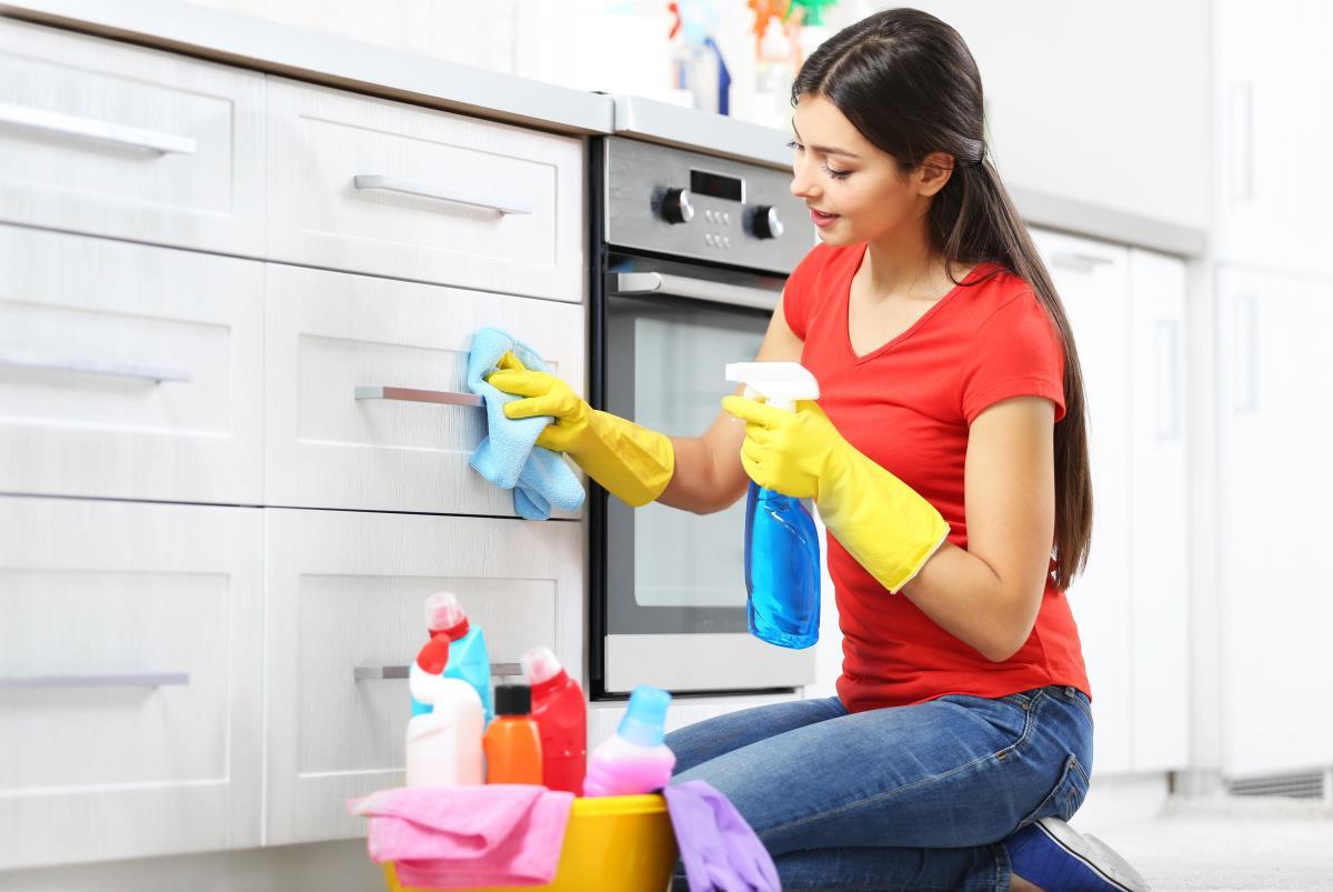 Тщательно подходите к уборке