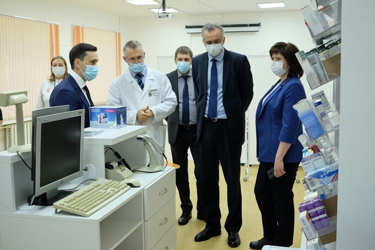 В медколледж поступит оборудование