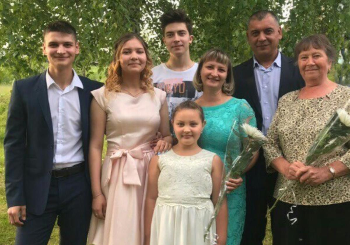 Любовь и поддержка – залог крепкой семьи