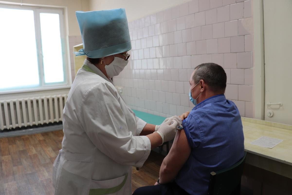 Омутнинцы переносят вакцину хорошо