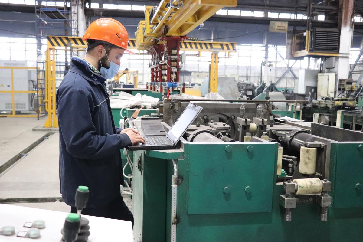 Для улучшения качества металлопродукции