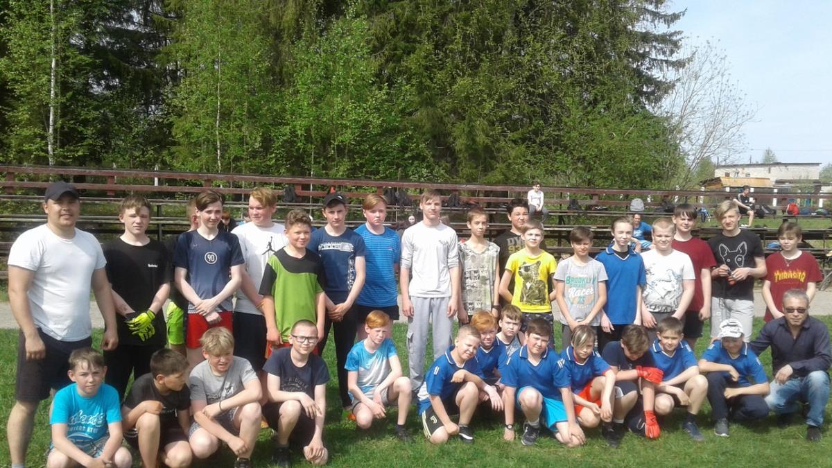Победу одержала команда из Белореченска