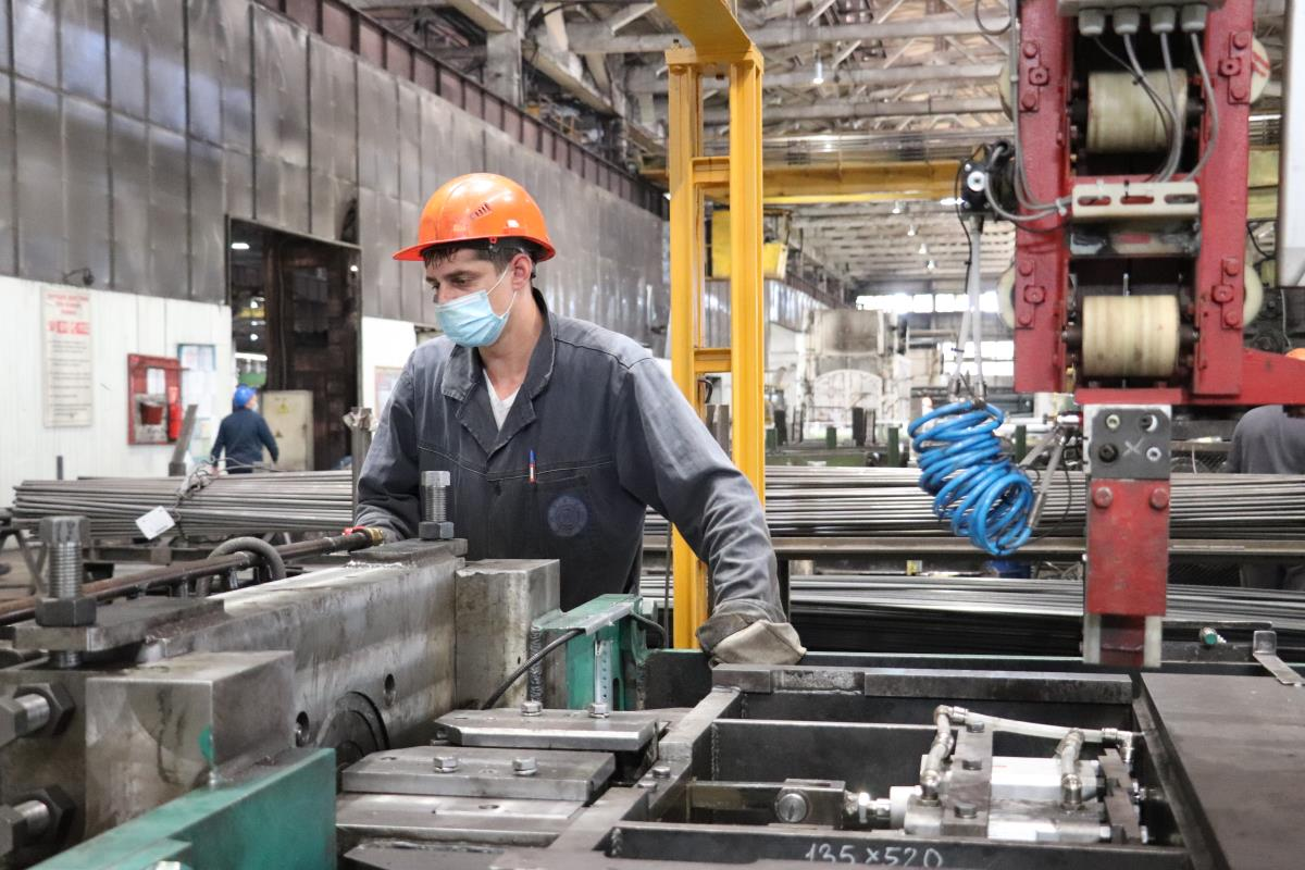 Металлурги наращивают объемы инвестиций и производства