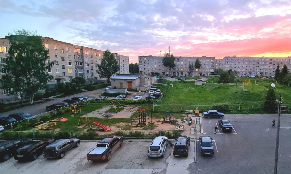 В Омутнинске не хватает зелени