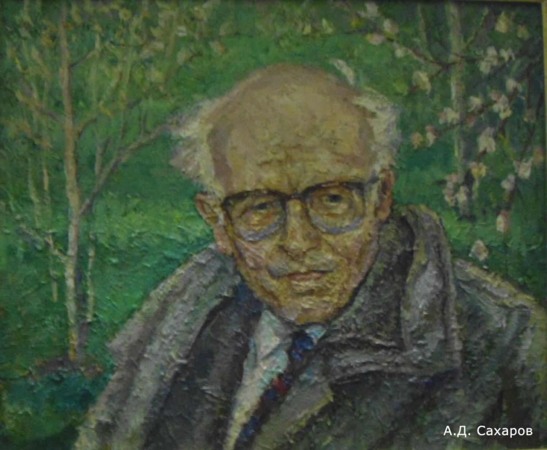 В его картинах – любовь к жизни