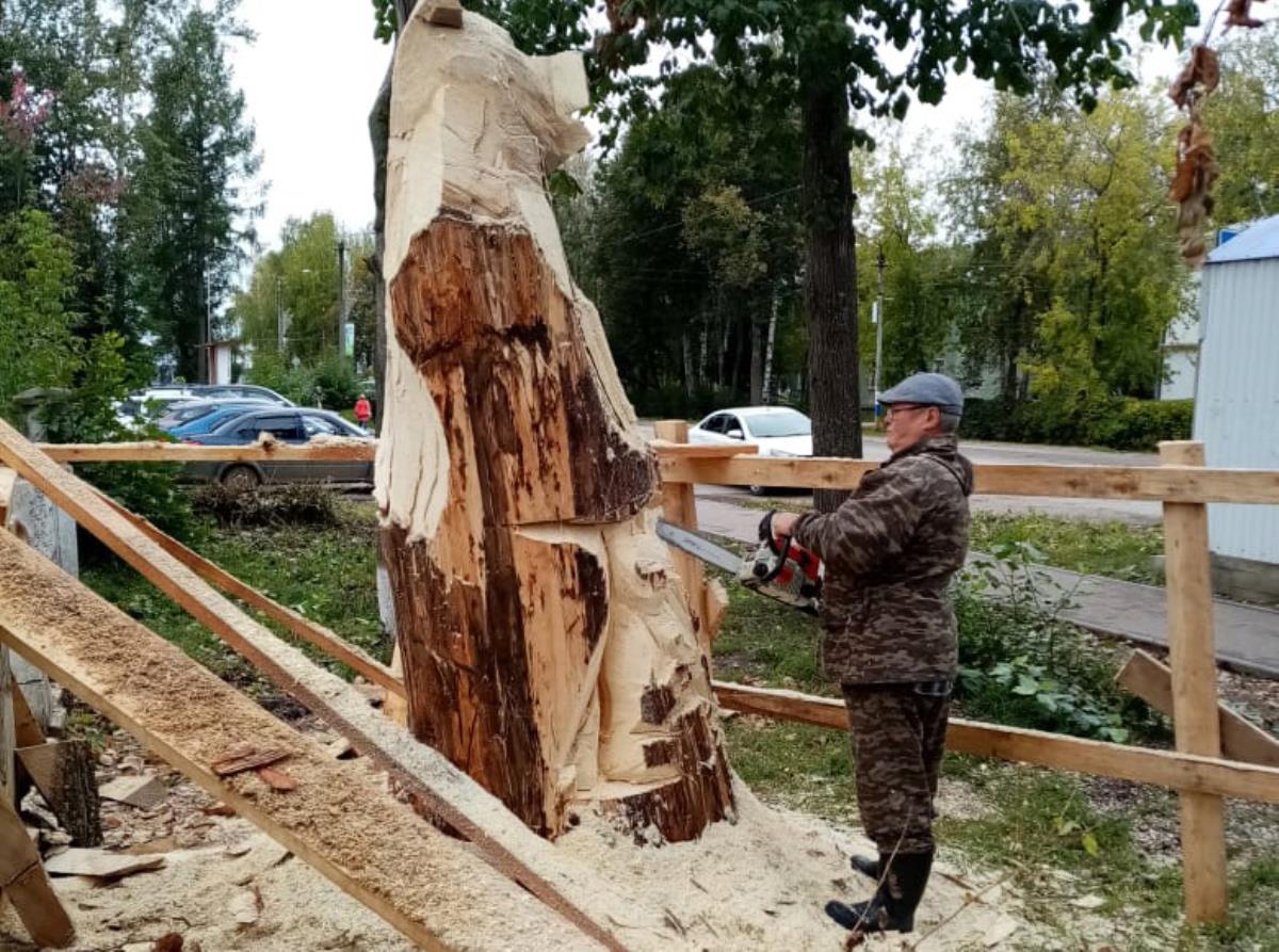 Идеи будущих скульптур подсказывает природа