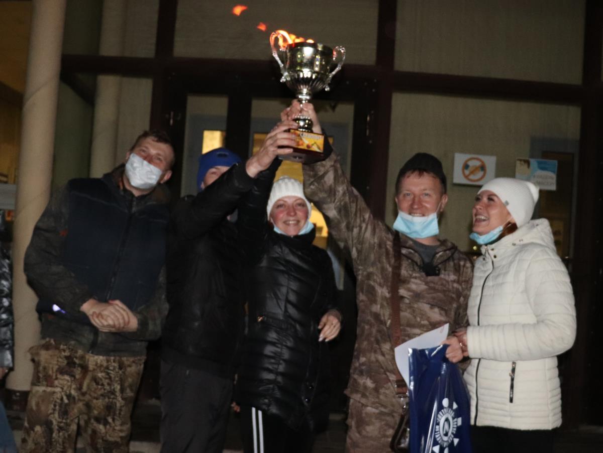 Кубок Огня нашел своего победителя