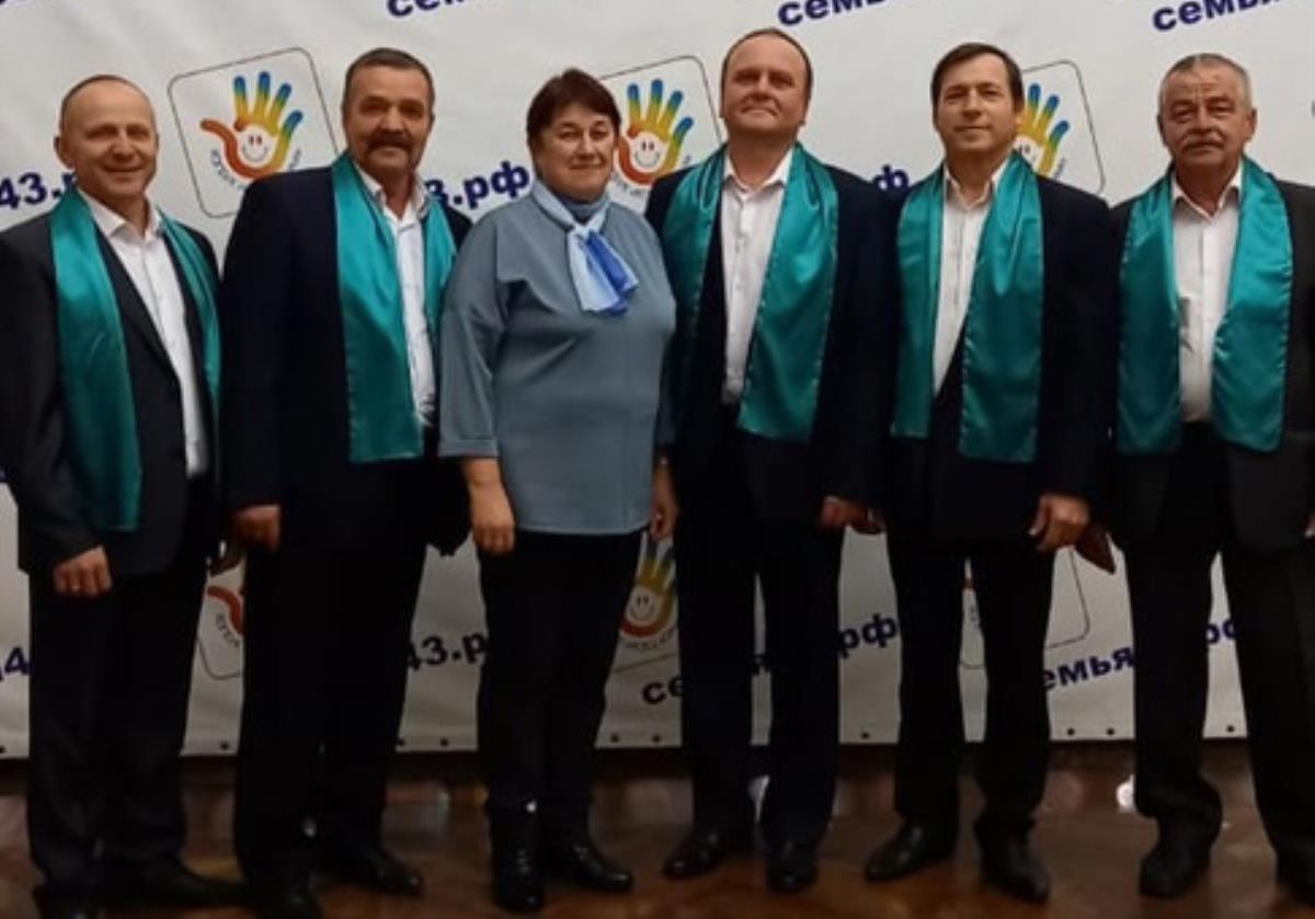 Песковчане привезли награды областного конкурса