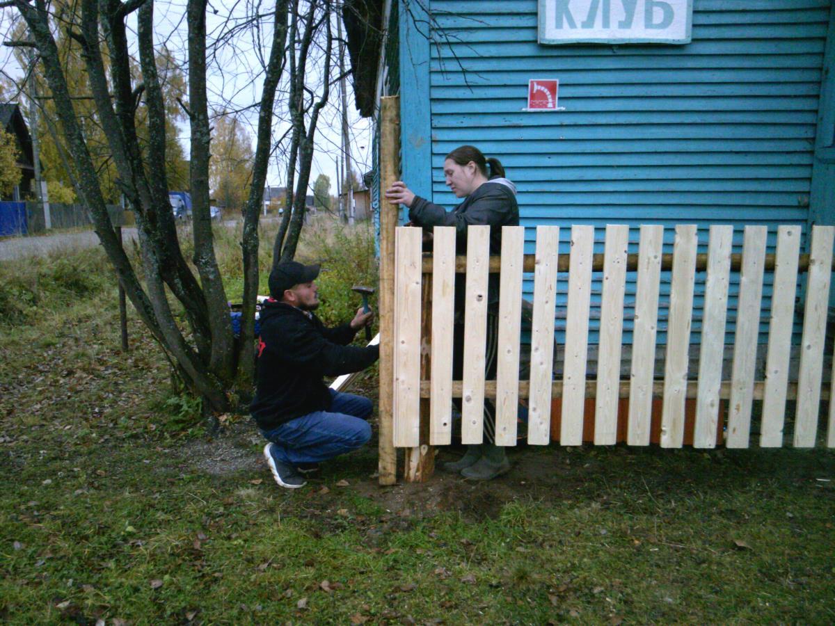 Белореченский клуб принял участие в акции «Зелёная Россия»